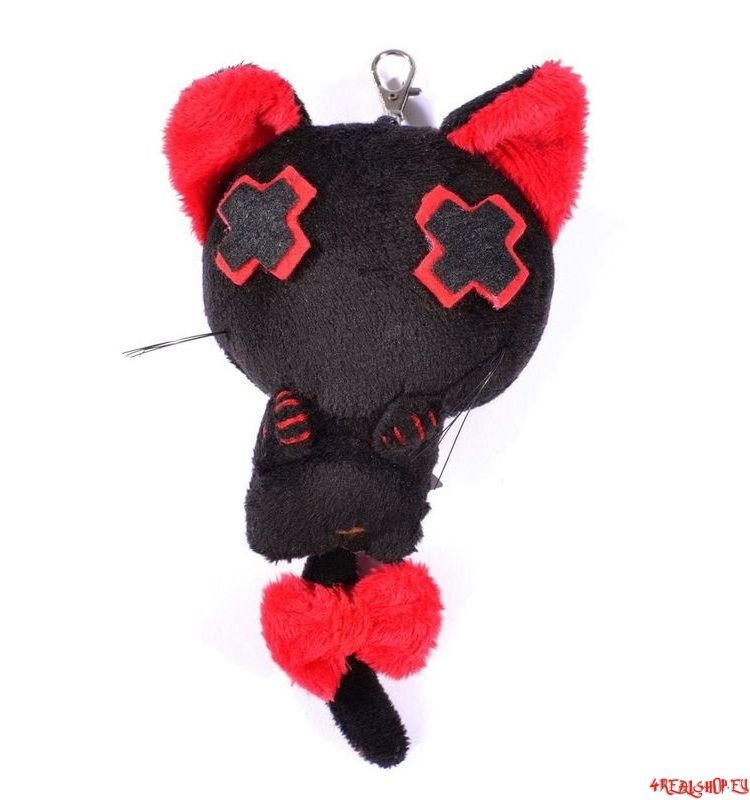 Luv Kitty - Baby Vanity Black/Red