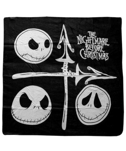 Šátek velký The Nightmare Before Christmas