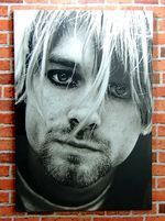 Canvas - Kurt Cobain